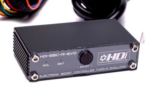 HDI Single EBC-R + Digital boost gauge Combo