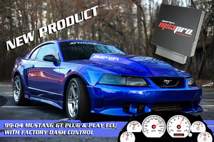 MS3Pro Plug and Play for 99-04 V8 Mustang GT / Cobra / Mach1