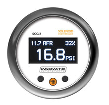 Innovate SCG-1 Wideband Gauge and Boost Controler 52mm