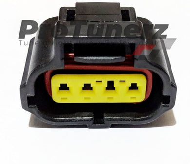 Toyota TPS Connector Plug 4 pin 2jz 1jz