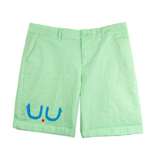 GREEN BACK SHORTS