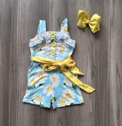 Daisy Romper (outfit only)