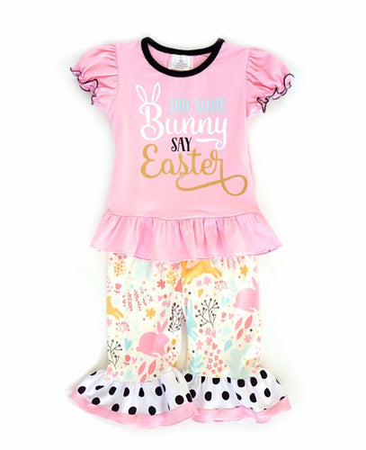 Easter 2pc pink