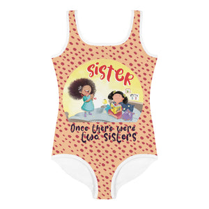 Sisters Toddler Swimsuit