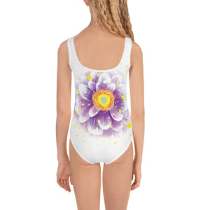 It Starts with You Toddler Swimsuit