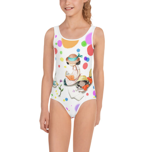 Bubble Toddler Swimsuit