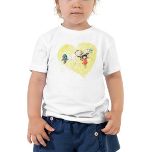 Mommy & Daughter Time Toddler Short Sleeve Tee