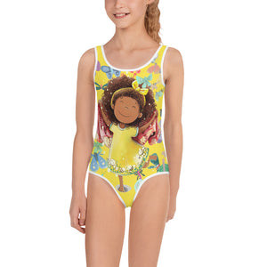 Butterfly Toddler Swimsuit