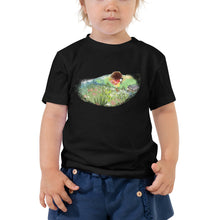 Load image into Gallery viewer, Scenic Little María Toddler Short Sleeve Tee