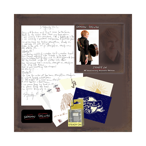 Steady On 30th Anniversary CD Bundle Pre-Order