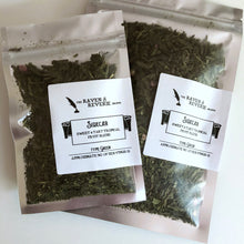 Load image into Gallery viewer, Sidecar - sweet & tart tropical fruit loose leaf green tea blend