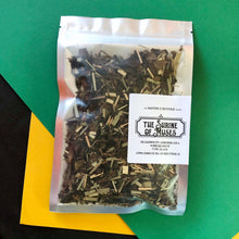 Load image into Gallery viewer, The Shrine of Muses - dragonfruit lemongrass & pomegranate herbal loose leaf tea blend