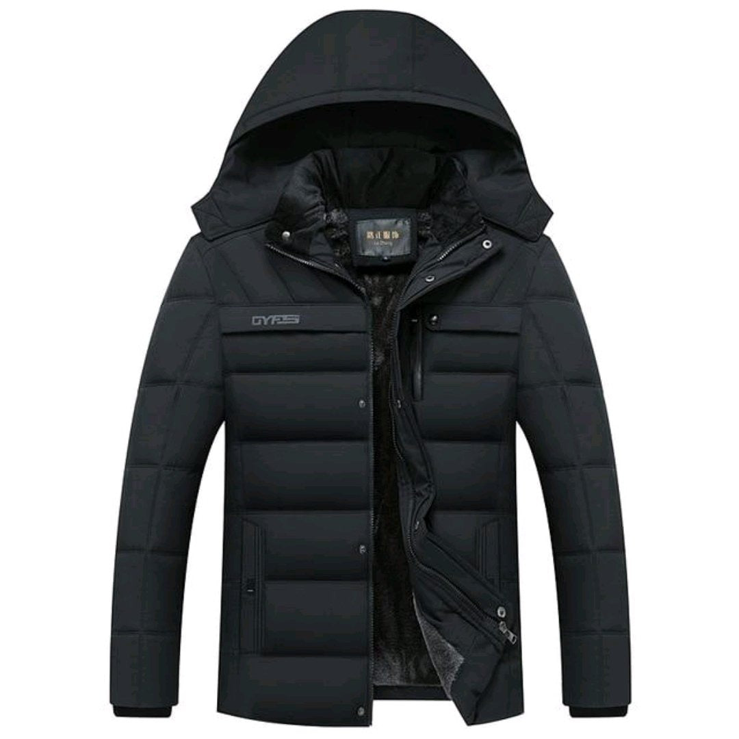 Winter Jacket for Men  down rain jacket - Bkinz Store