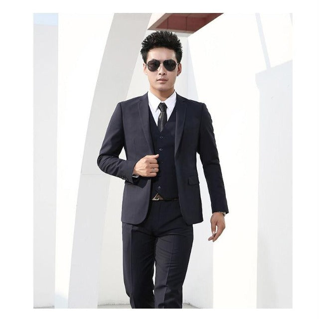 Men Suits Slim Fit mannen pakken sale - Bkinz Store