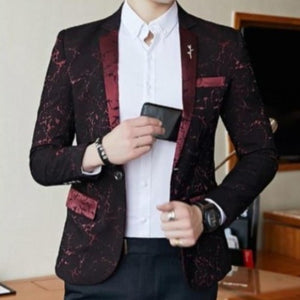 Office Suits for men Royal blazer - Bkinz Store