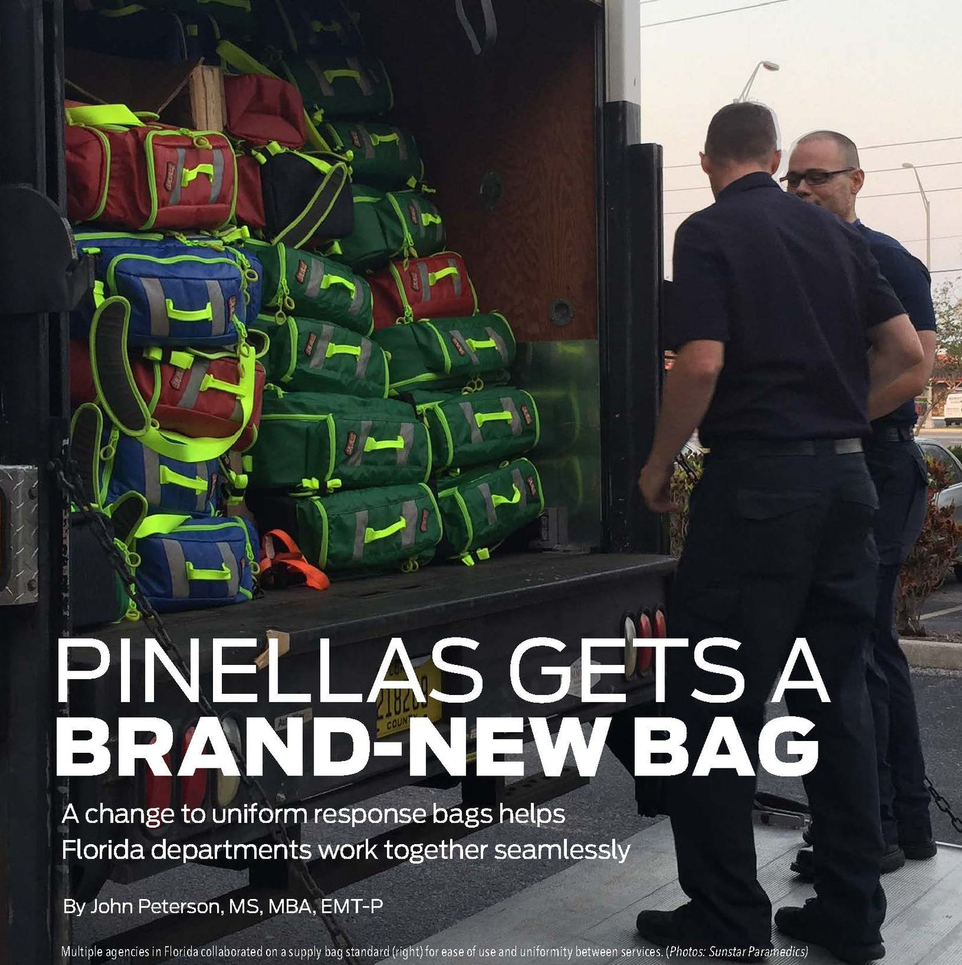 Pinellas Gets a Brand-New Bag - Statpacks