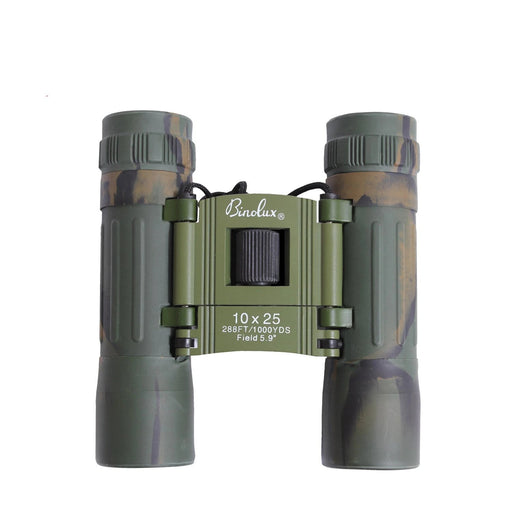 Rothco Camo Compact 10 X 25mm Binoculars | Luminary Global