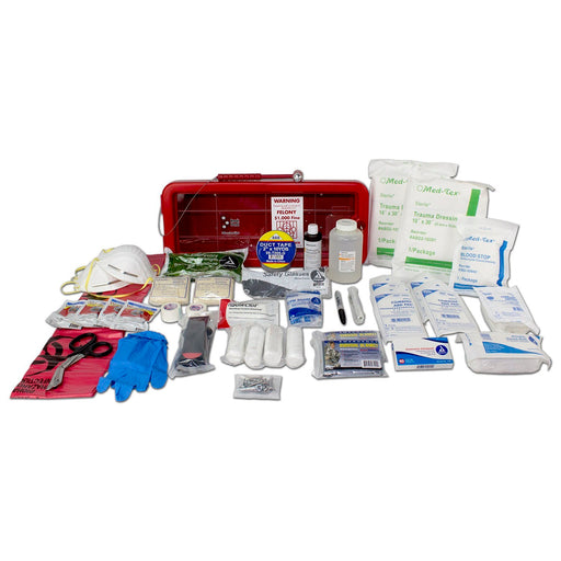 Active Shooter Bleeding Control Trauma Management Station - MayDay Industries