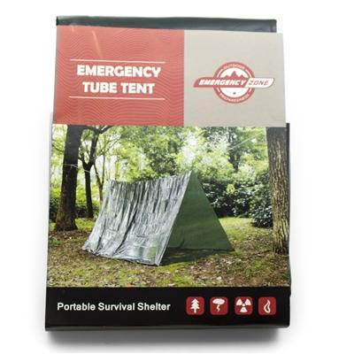 Tube Tent - Emergency Zone