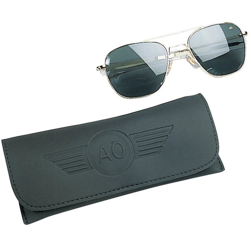 AO Eyewear 55MM Polarized Pilot Sunglasses | Luminary Global