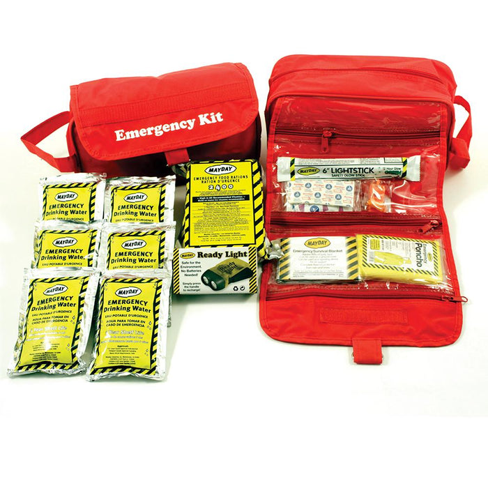 Clear Solution Emergency Kit (17 Piece) - MayDay Industries