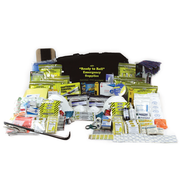 Ready To Roll Ultimate Emergency Kit (155 Piece) - MayDay Industries