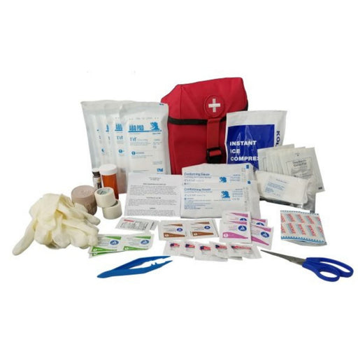 Red Elite First Aid New Platoon First Aid Kit - IFAK Contents