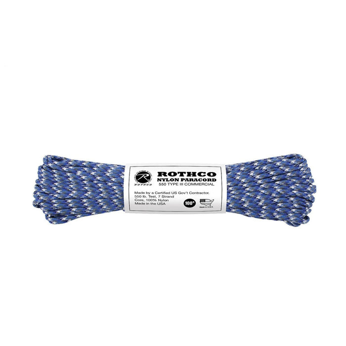 Rothco Nylon Camo Paracord | Luminary Global
