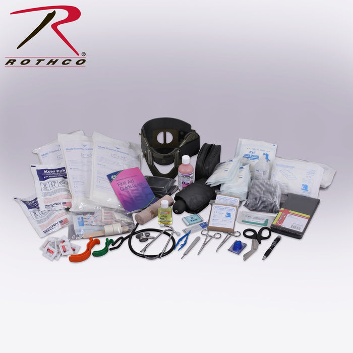 Rothco Military Trauma Kit Contents | Luminary Global