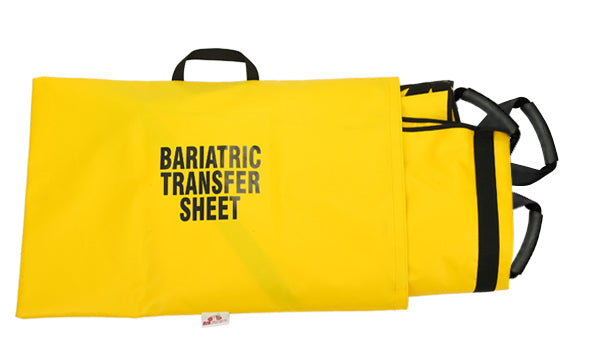 Bariatric Transfer Sheet - R&B Fabrications