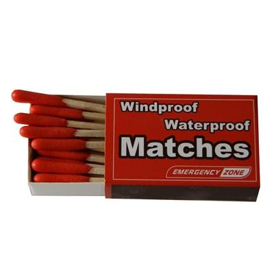 Wind & Waterproof Matches - Emergency Zone