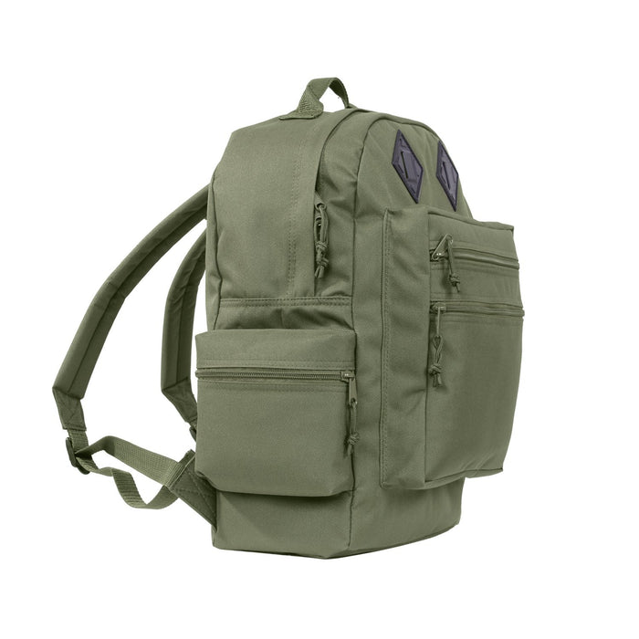 Rothco Deluxe Day Pack OD Green