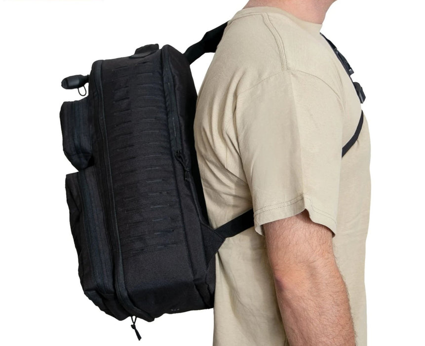 Rothco Tactical Single Sling Pack with Laser Cut MOLLE