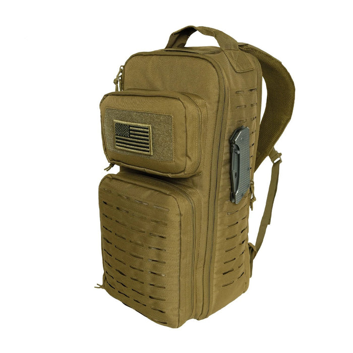 Rothco Tactical Single Sling Pack With Laser Cut MOLLE | Luminary Global