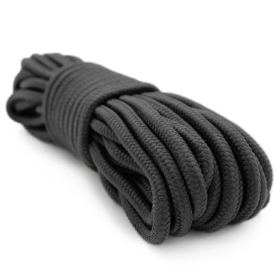 3/8 inch x 50' Rope, Black - Emergency Zone