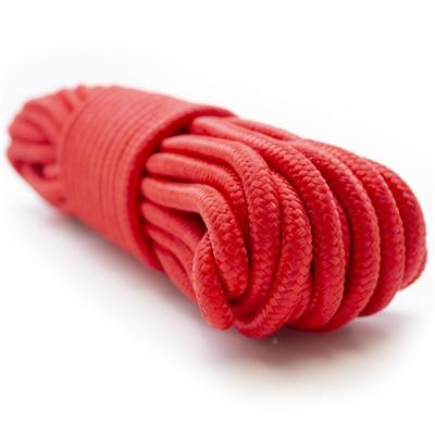 3/8 inch x 50' Rope, Red - Emergency Zone
