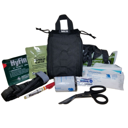 Elite First Aid Patrol Trauma Kit Level 2 - Advanced IFAK