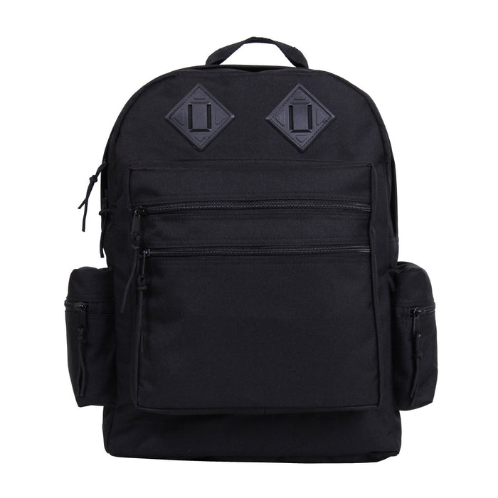 Rothco Deluxe Day Pack Black