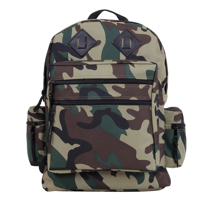 Rothco Deluxe Day Pack Camo