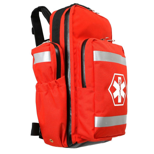 Luminary Global Urban Rescue Backpack Orange