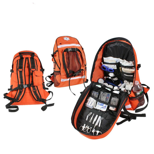 Rothco EMS Trauma BackpackOrange | Luminary Global