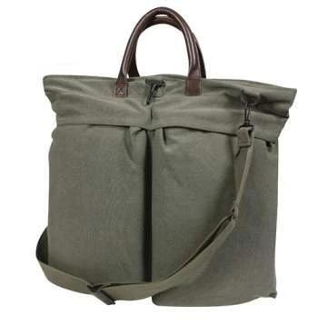 Rothco Vintage Canvas Helmet Bag | Luminary Global