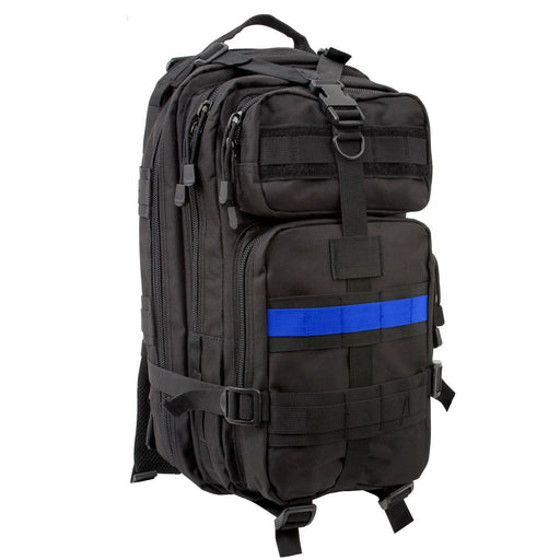 Rothco Thin Blue Line Medium Transport Pack | Luminary Global