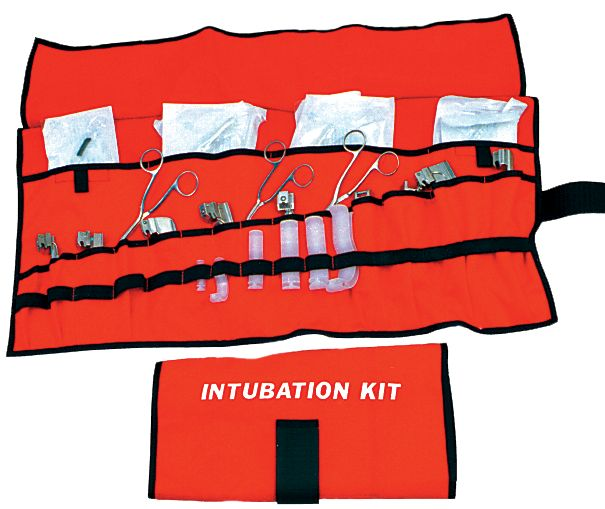Intubation Kit - R&B Fabrications