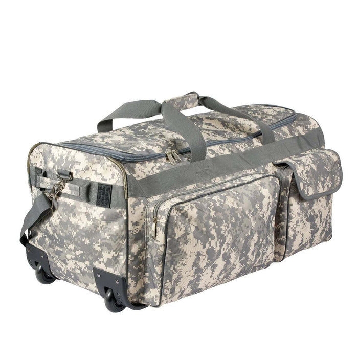 Rothco Camo 30'' Military Expedition Wheeled Bag | Luminary Global