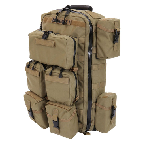 Tactical Medic Pack - Berry Compliant Tan
