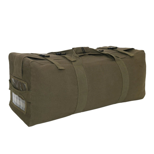 Rothco GI Type Enhanced Canvas Duffle Bag | Luminary Global