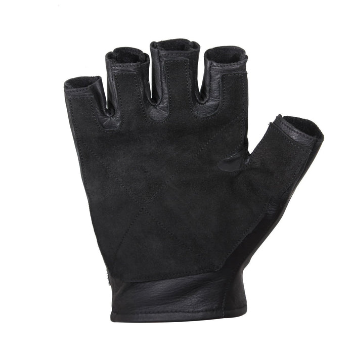Rothco Fingerless Padded Tactical Gloves | Luminary Global