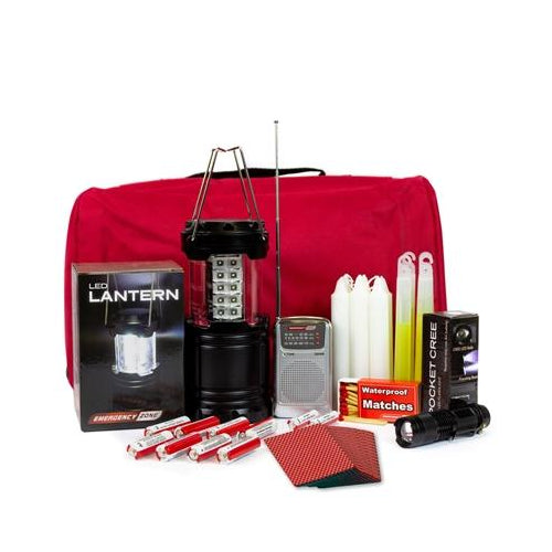 Deluxe Power Outage Emergency Kit - Emergency Zone