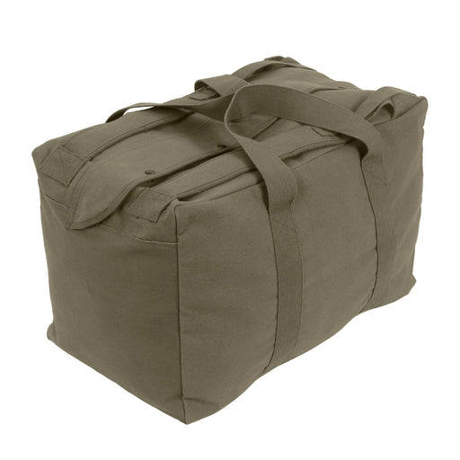 Rothco Canvas Mossad Type Tactical Canvas Cargo Bag | Luminary Global